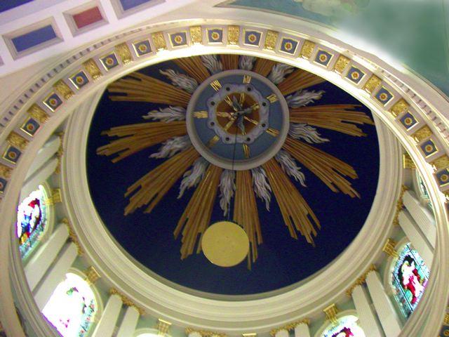 St.Pat dome