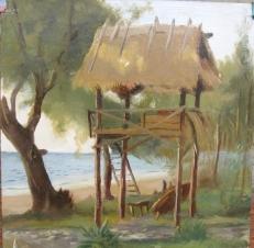 Shanti-Shanti, Cambodia