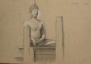 Sukothai Budhha