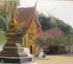Wat, Luang Prabang