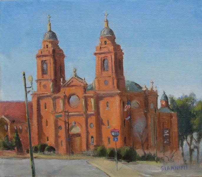 Basilica, Asheville, N.C.