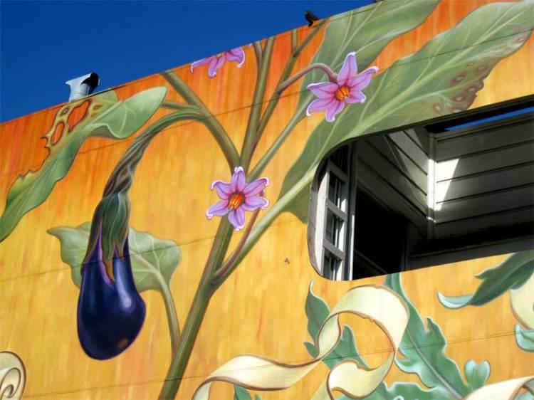 Noe Valley Mural Detail
