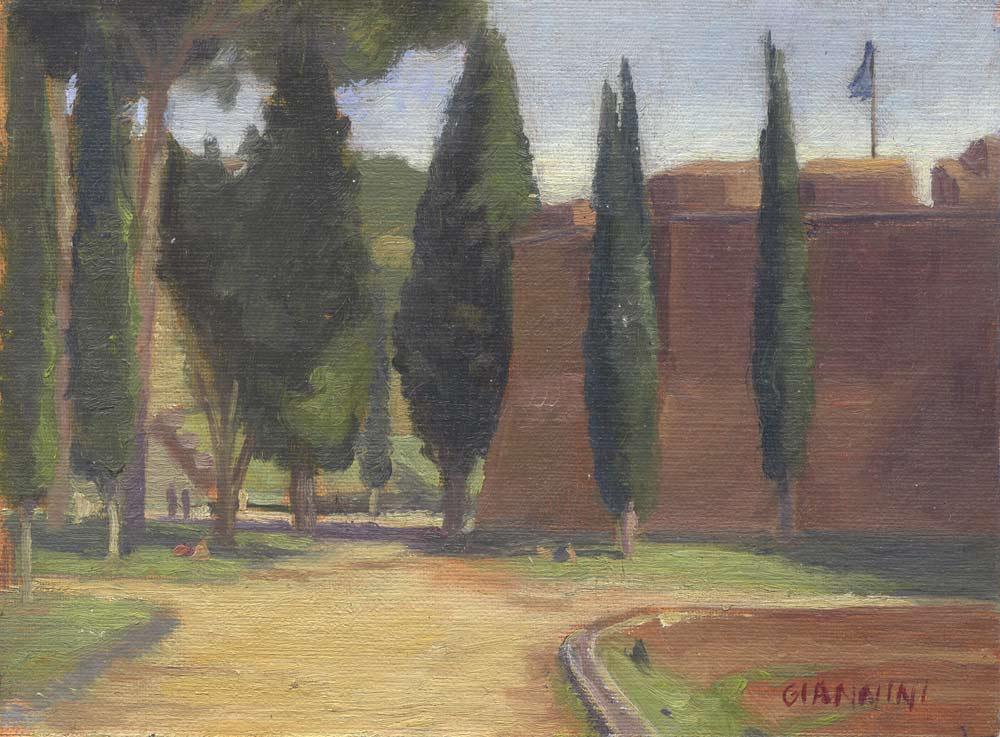 Behind-Castle-Sant'-Angelo-