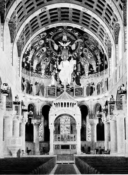 St, Agnes, Cleveland, Ohio. Historic photo - 2