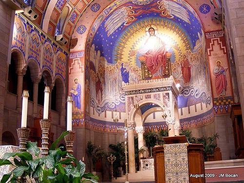 St. Joseph's Cathedral Wheeling W. Virginia - 2