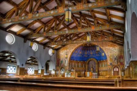 Toledo Central Catholic Chapel