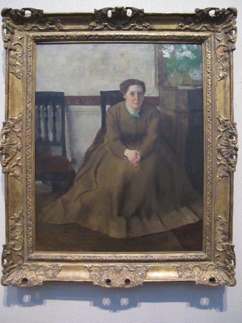 Victoria Duborg, Edgar Degas