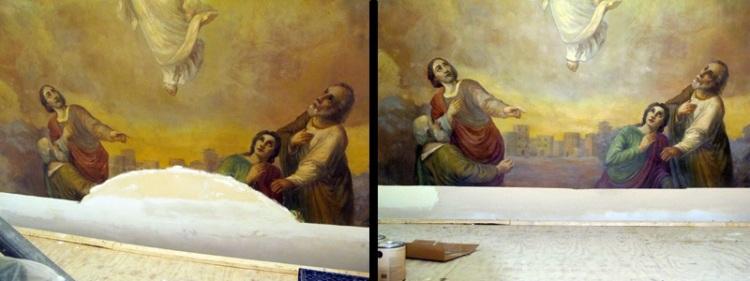 New mural bottom